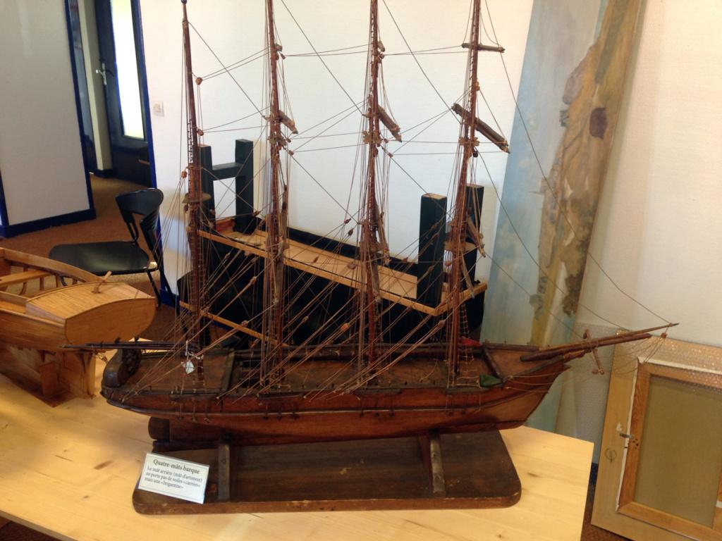 [Les Musées en rapport avec la Marine] Musée Maritime de Carantec Musee-20