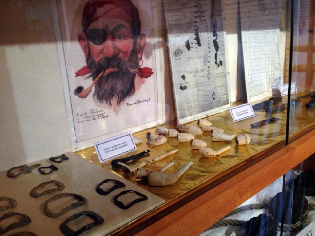 [Les Musées en rapport avec la Marine] Musée Maritime de Carantec - Page 2 Musee-23