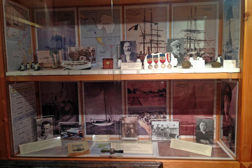 [Les Musées en rapport avec la Marine] Musée Maritime de Carantec - Page 2 Musee-31
