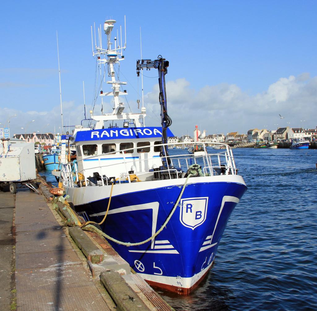 [VIE DES PORTS] Quelques bateaux de pêche (sur nos côtes Françaises) - Page 2 Port-l11