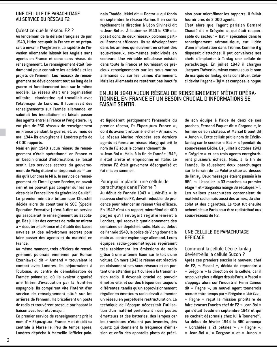 [ Histoires et histoire ] LA TRANSMISSION DE LA MÉMOIRE À TRAVERS LA DÉCOUVERTE DE LIEUX ANCRÉS DANS L'HISTOIRE - Page 2 Resist11