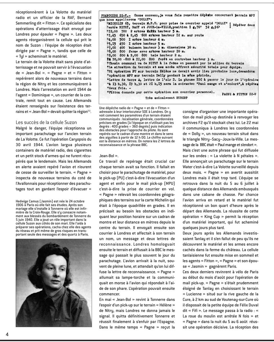 [ Histoires et histoire ] LA TRANSMISSION DE LA MÉMOIRE À TRAVERS LA DÉCOUVERTE DE LIEUX ANCRÉS DANS L'HISTOIRE - Page 2 Resist12
