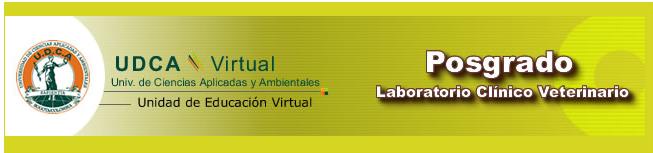 Especializacion en Laboratorio Clinico Veterinario UDCA 2012