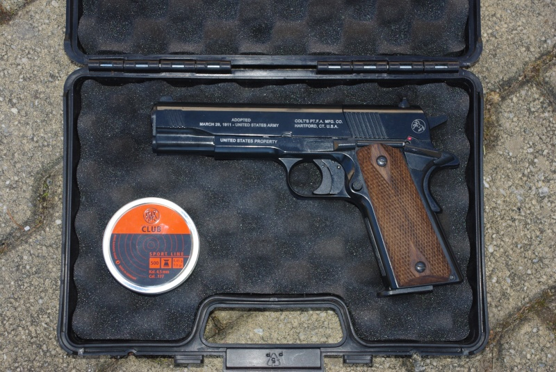Photos Colt M1911  Imgp2210
