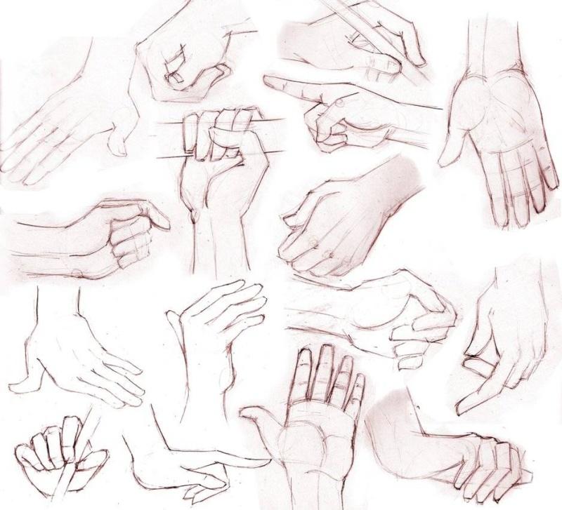 [Aide] voici toutes les aides que j'ai trouver pour le corps humain, mains pied..... 5f812b10