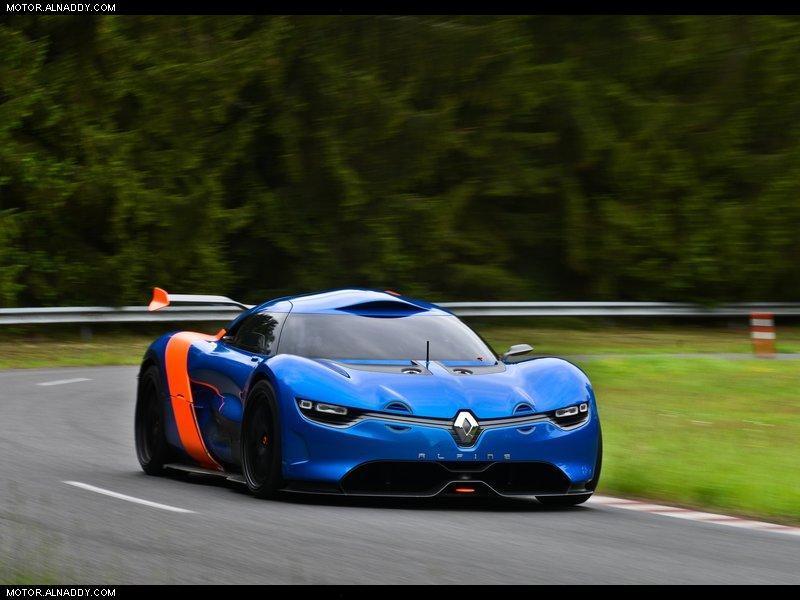 اجمل السيارات 2012 Renaul10