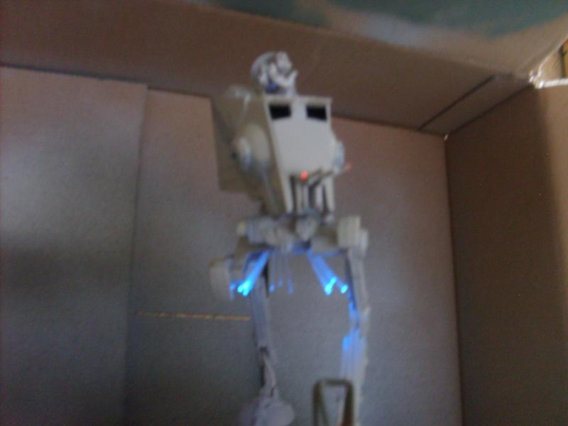 Diorama bataille d'Endor S5000021