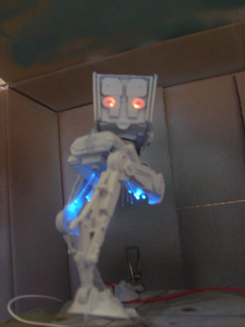 Diorama bataille d'Endor S5000024