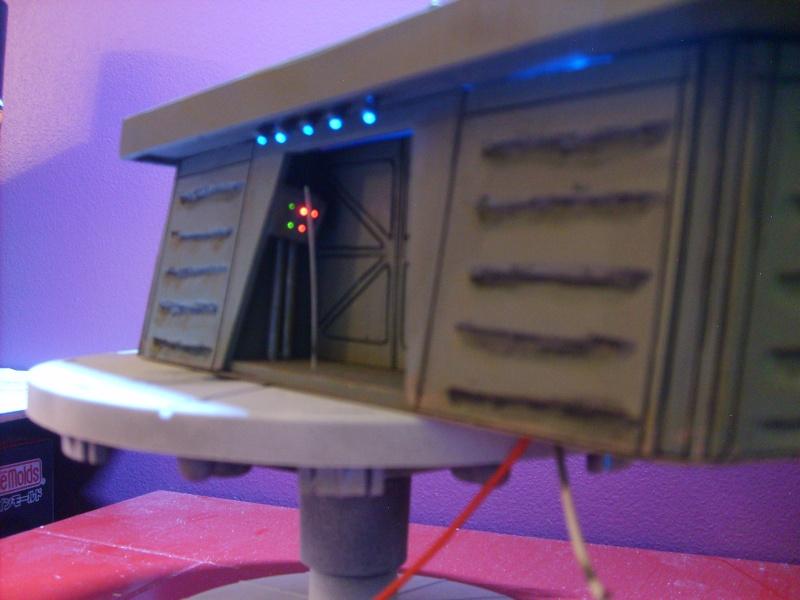 Diorama bataille d'Endor S5000026