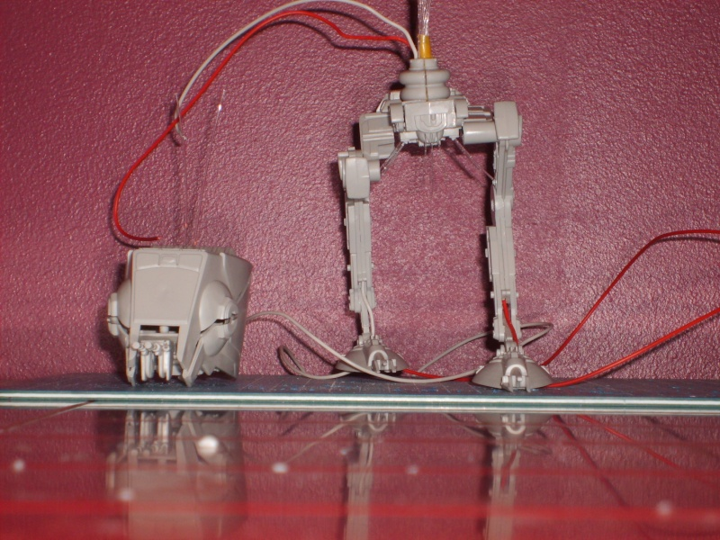 Diorama bataille d'Endor S5000326