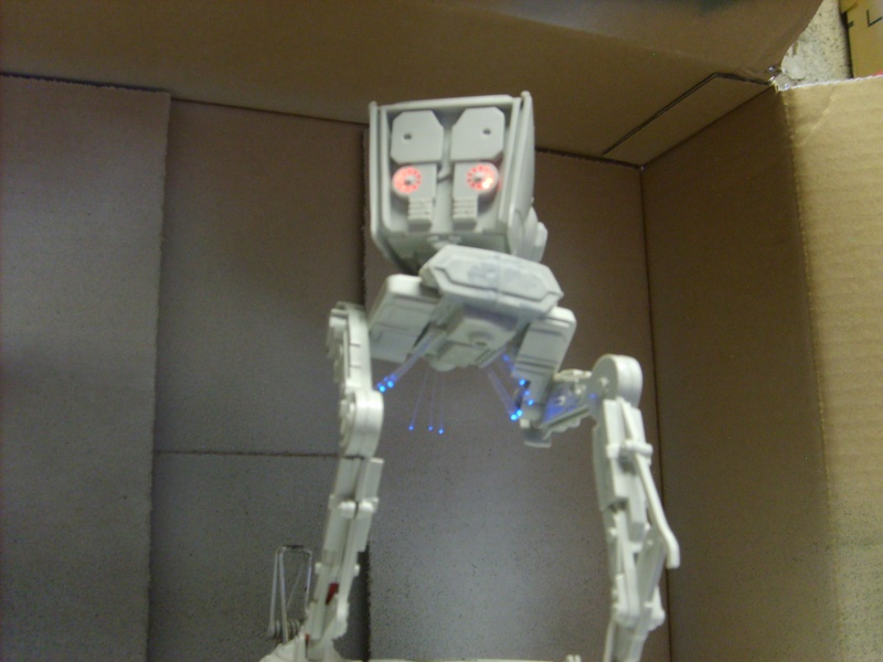 Diorama bataille d'Endor S5000329