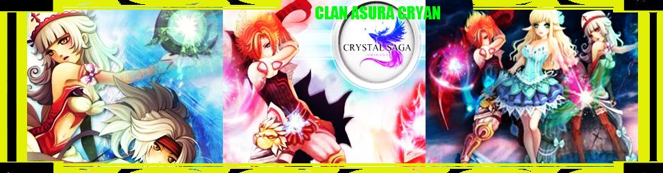 Crystal Saga español