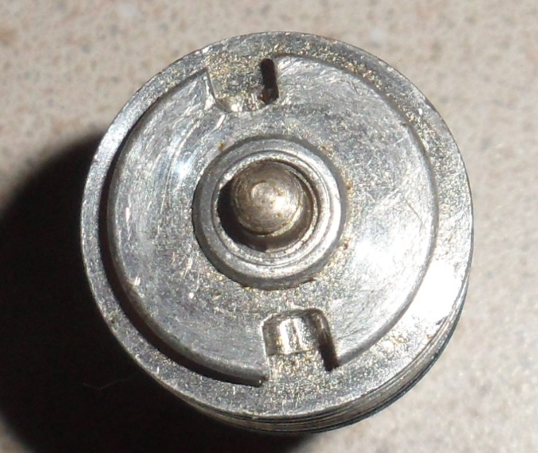 Texaco 5 fin glow head and cylinder like new cond R+D engine Sam_1925