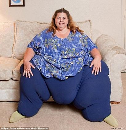 Топ 10 самых толстых людей. Fat_0410
