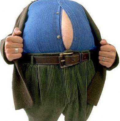 Топ 10 самых толстых людей. Fat_0910