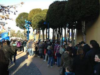 Prévision des affluences pour Disneyland Paris 42467011