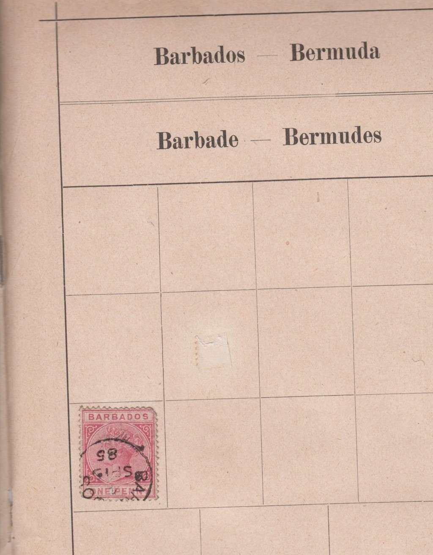 Marken Exotisch - Identifiezierung & Wert Barbad10