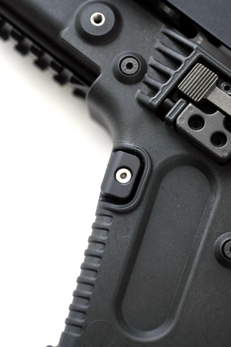 My KRISS Super V CRB w/ Bullet Button Dsc_2515