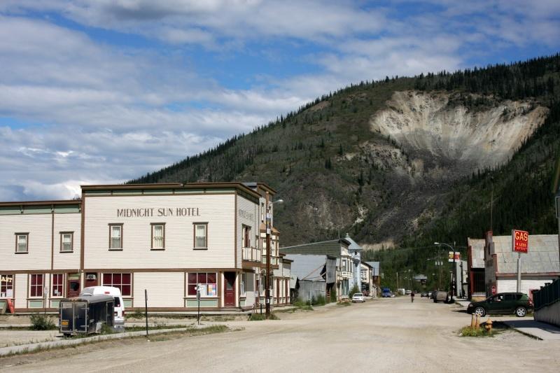 [Canada] - Le Keno navigue à Dawson City 17197810