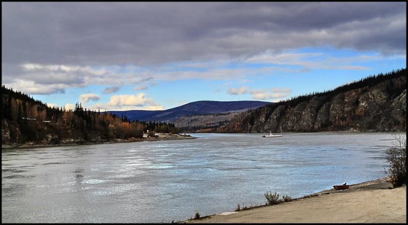 [Canada] - Le Keno navigue à Dawson City 42902710