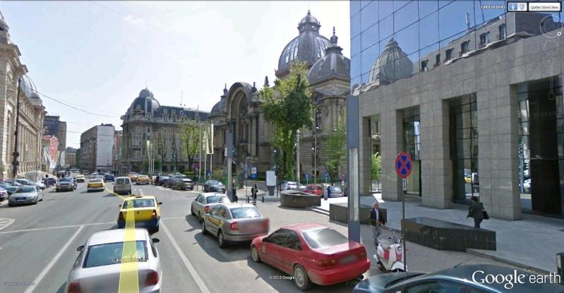 [Roumanie] - Le Palais CEC à Bucarest, siège de la plus ancienne banque de Roumanie  Cec_ho10