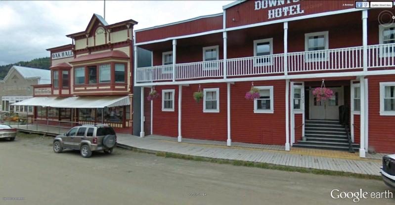 [Canada] - Le Keno navigue à Dawson City Dowson11