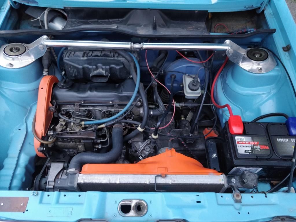 VEND VW GOLF 1 Moteur10