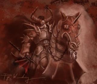 [Fluff] Les Guerriers du Chaos 20081110