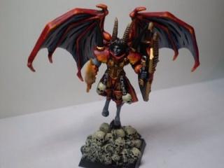 [Fluff] Les Guerriers du Chaos Valkia10