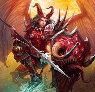 [Fluff] Les Guerriers du Chaos Valkya10
