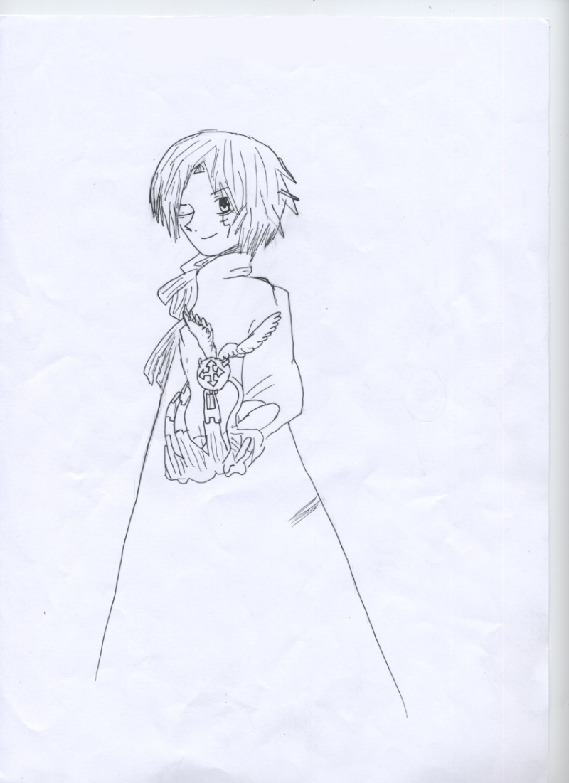 Dessins de Kitsune-Kun! B0001411