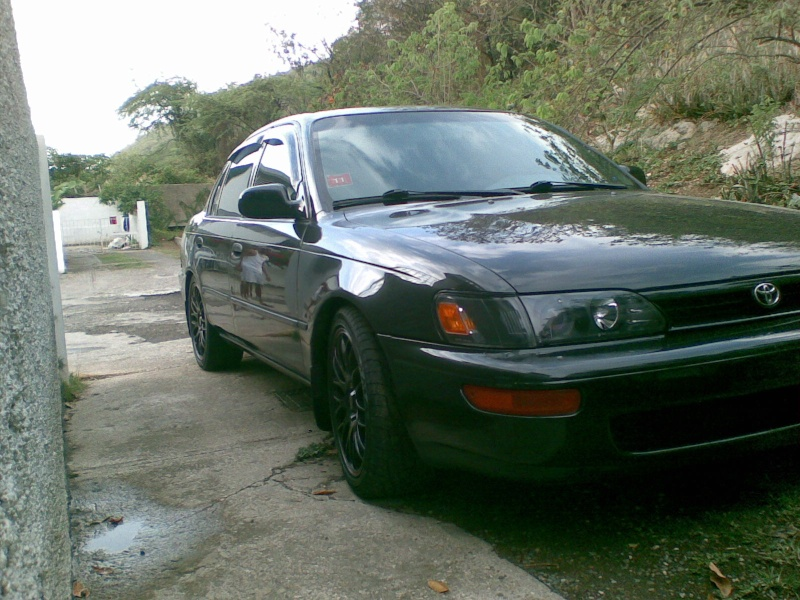 i Call it the 1993 Corolla GTS (Grand Touring Stealth)!! from JAMAICA  Coroll18