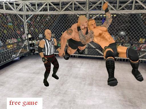 حصرياا هنا فقط لعبه المصارعه المدمره الجديده علي الكمبيبوتر Wrestling MPire Superstars 2012  بحجم253.73 MB Rec02_11