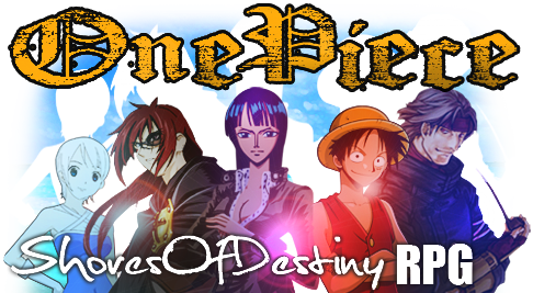 One Piece: Shores of Destiny Rp Site