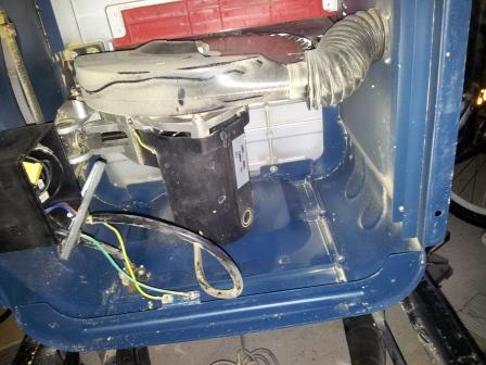 Branchement moteur / bouton marche/Arret sur scie sur table (Feider aujourd'hui feidwood) 2012-025