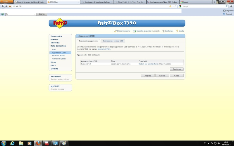 "informazioni su 7390 con internet key ""chiavetta"" Huawei10"