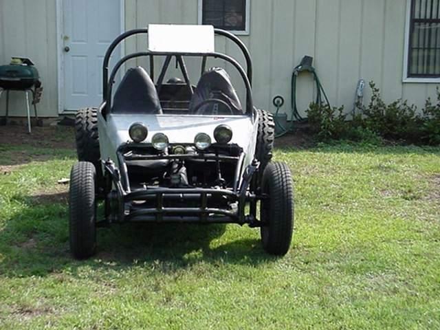 19?? Mud Buggy Buggy210