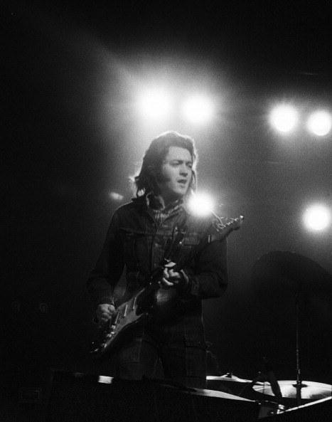 Photos de Gijsbert Hanekroot - De Doelen - Rotterdam (Pays-Bas) - 18 Octobre 1974 P1802013