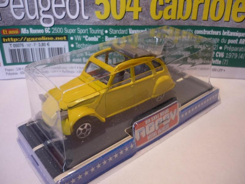 La collection 2cv de Bordelais 1974 230_2c10