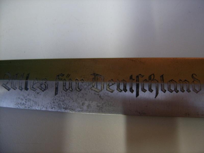 Dague S.A vrai ou fausse ???  Merci à tous Suc51013