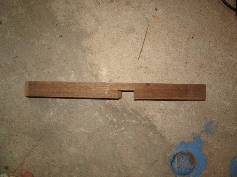 table basse d'un débutant en bois exotique P1018715