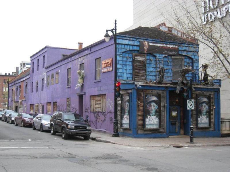 STREET VIEW : les façades de magasins (Monde) - Page 3 10013410