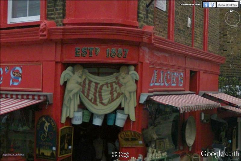 STREET VIEW : les façades de magasins (Monde) - Page 2 Alice_12