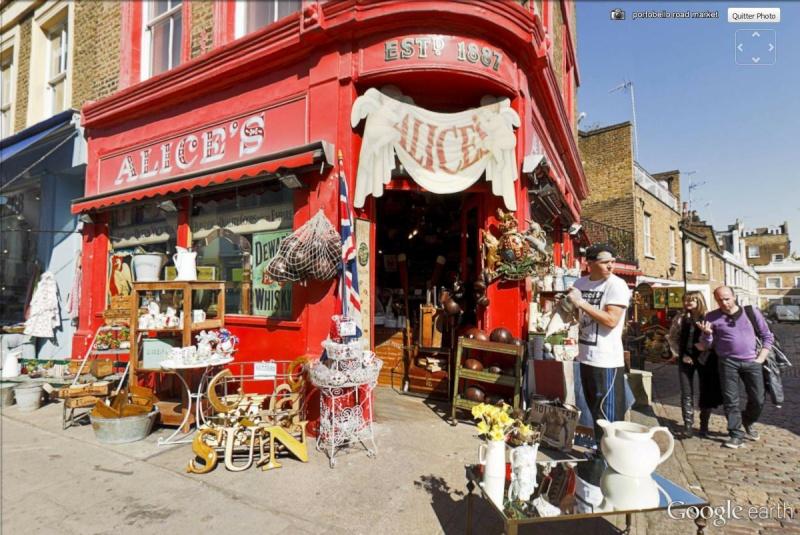 STREET VIEW : les façades de magasins (Monde) - Page 2 Alice_14