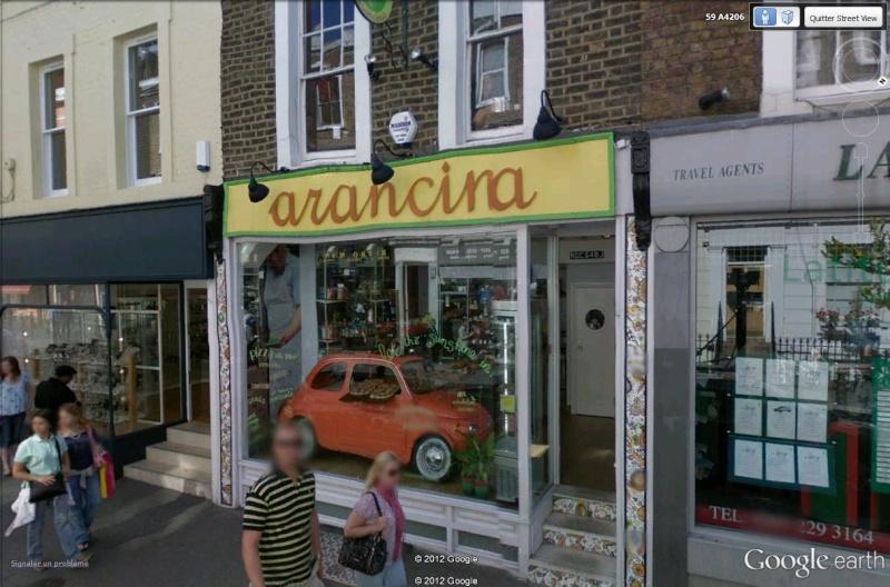 STREET VIEW : les façades de magasins (Monde) - Page 2 Aranci10