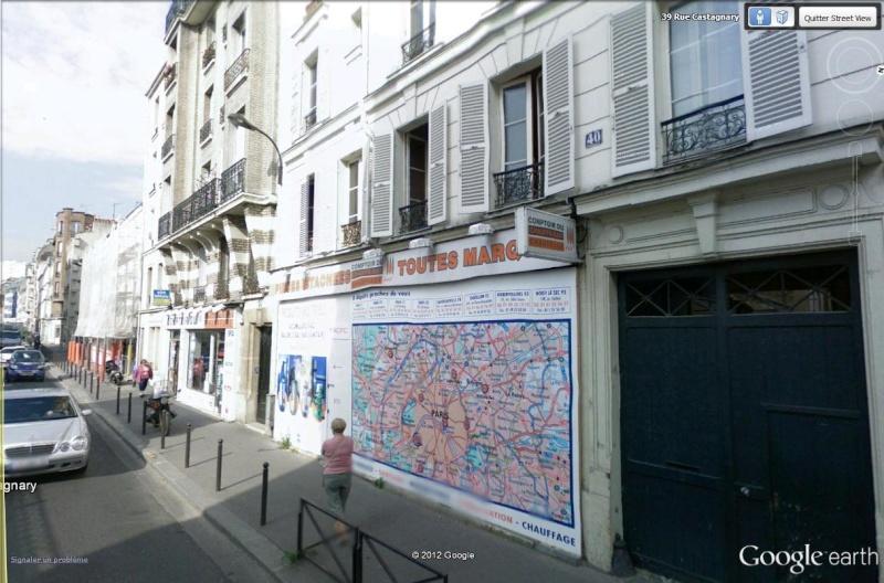 STREET VIEW : les façades de magasins (France) - Page 3 Chauff10