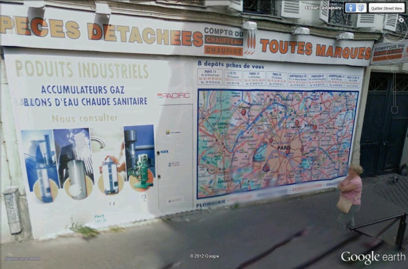 STREET VIEW : les façades de magasins (France) - Page 3 Chauff11