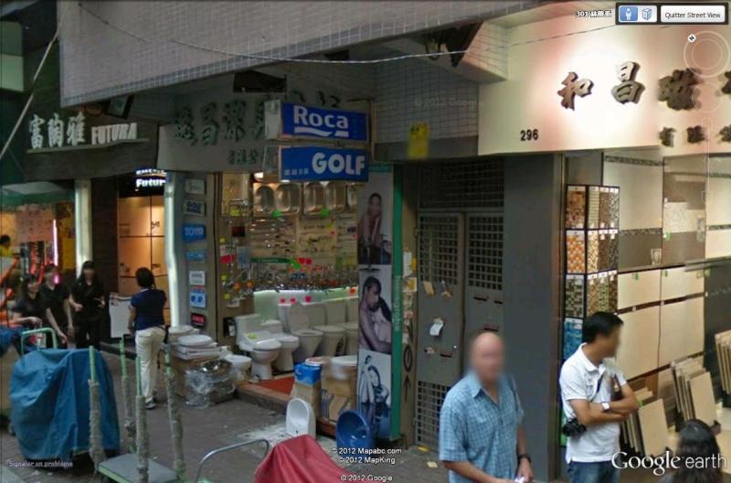 STREET VIEW : les façades de magasins (Monde) - Page 2 Chiott10