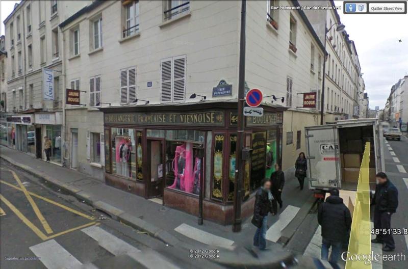 STREET VIEW : les façades de magasins (France) - Page 4 Jaune_10