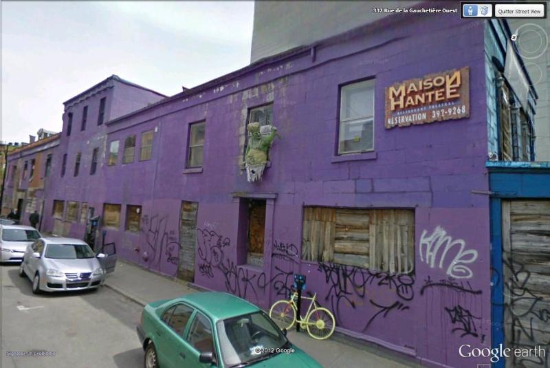 STREET VIEW : les façades de magasins (Monde) - Page 3 Maison14